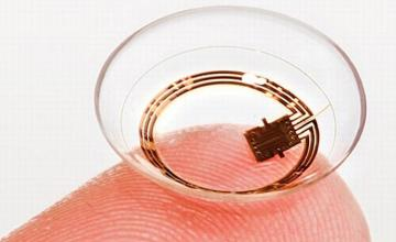 Google Smart Contact Lens Project X Novartis
