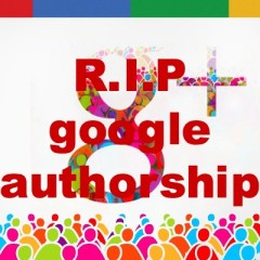 Google Ends Authorship Markup In Google SERPS