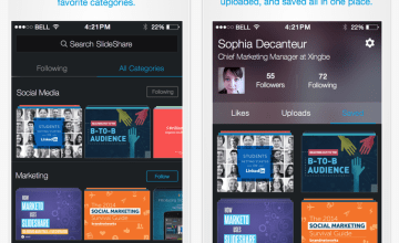 slideshare-ios-app