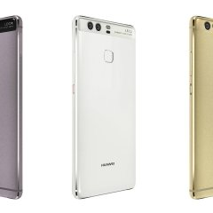 Huawei P9 ready to hit the markets with a dual lens camera