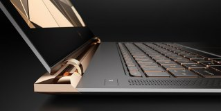 HP presents the world's thinnest laptop