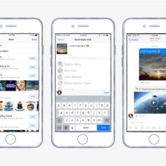 Facebook Messenger Offers New Features: DropBox Support and Video Chat