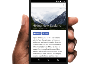 Facebook Revamps its 'Like' button and Introduces 2 New Chrome Extensions