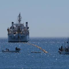 FASTER , undersea internet cable by Google connects US with Japan