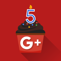 Google+ Turns 5 and It's Still Alive