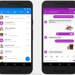 Facebook's SMS in Messenger rolls out globally
