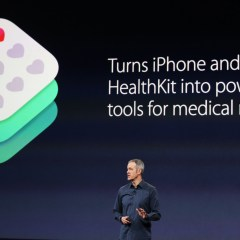 Apple and GSK pharmaceutical join forces for clinical study
