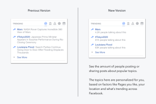 Facebook Gets Rid of Human-Written Trending News – To Get Rid of Bias?