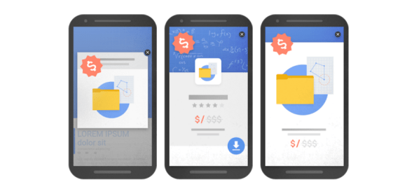 "Google may penalize sites with ""interstitial"" ads"
