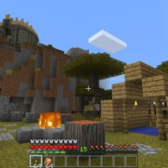 Minecraft partners with Oculus Rift