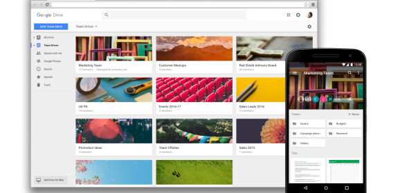 G Suite is Google's revamped Apps for Work