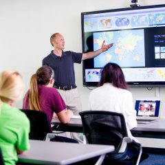 Top 5 educational apps for teachers and students [Infographic]