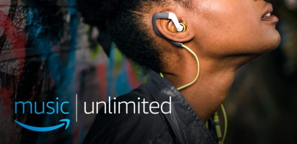Amazon launches new on-demand music streaming service called 'Amazon Music Unlimited'