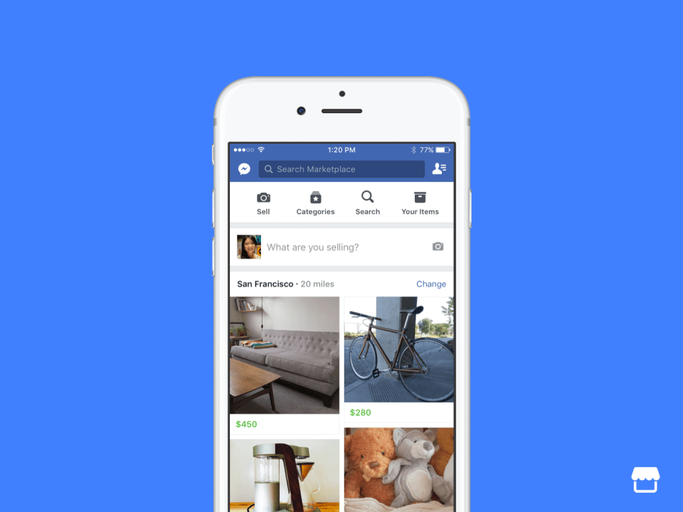 Facebook goes after Craigslist and Kijiji with new Marketplace feature