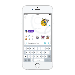 Google Allo can now help you find the perfect emoji and stickers