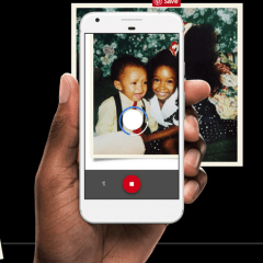 Google introduces PhotoScan, a brand new standalone app from Google Photos