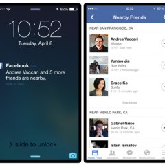 Facebook eliminates precise location in Nearby Friends feature