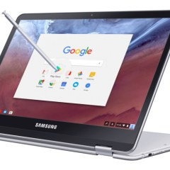 Google and Samsung team up to build the next generation Chromebook