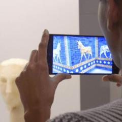 Google's Tango augmented reality platform goes to the museums