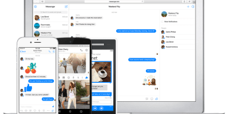 Facebook releases its famous Messenger app for the web