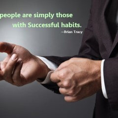 Lessons from the habits of successful entrepreneurs