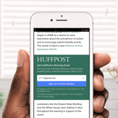 Facebook integrates Call-to-Action units into Instant Articles
