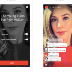 YouTube lowers subscriber requirement to 1000 for mobile live-streaming