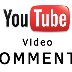 YouTube currently experimenting on new video comment feature