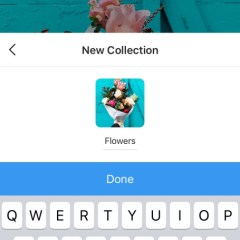 Instagram Introduces Collections – A Pinterest-Like Feature