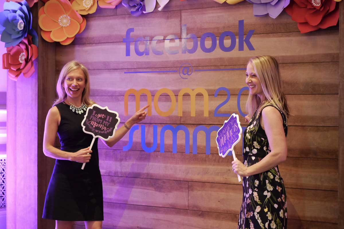 Facebook's 'flower' reaction is back for Mother's Day