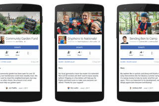 Facebook expands the features of its fundraising tool