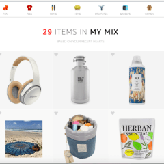 """Amazon's """"My Mix"""" will suggest any product you might like to buy"""