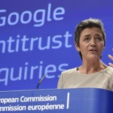EU slams Google with $2.7 billion fine for abusing antitrust law