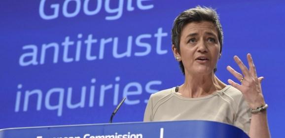 EU slams Google with $2.7 billion fine for abusing antitrust law