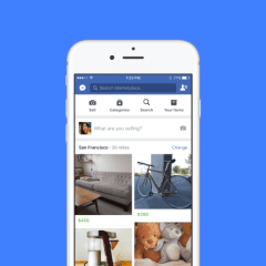 "Facebook will start running ads inside ""Marketplace,"" its own version of Craigslist"