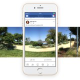 Facebook users now able to take 360 photos within the app