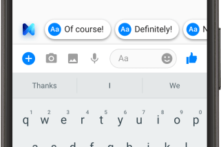 Facebook Messenger to start suggesting answers to help you reply to chats