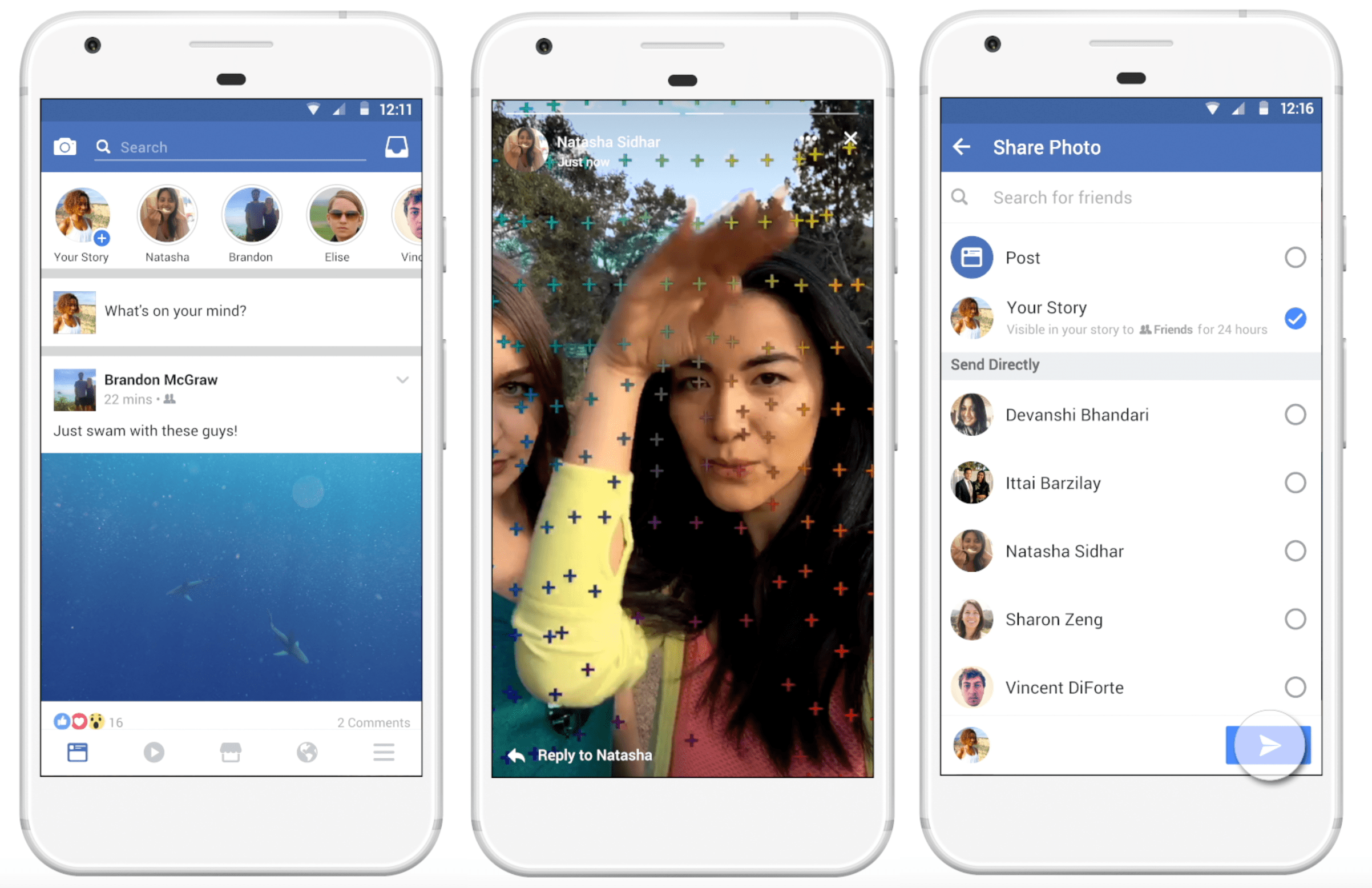 Instagram users will soon be able to share Stories on Facebook