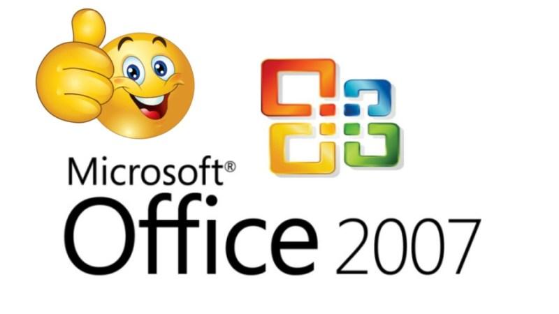 Office 2007 Logo