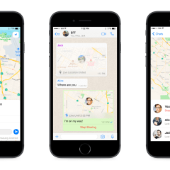 WhatsApp's new feature lets you share your location in real-time with close contacts
