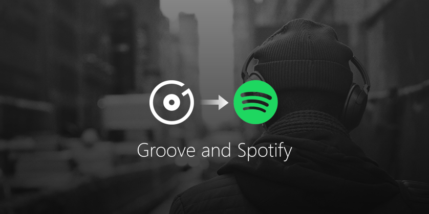Microsoft Killed Off Groove Music - Partnered With Spotify