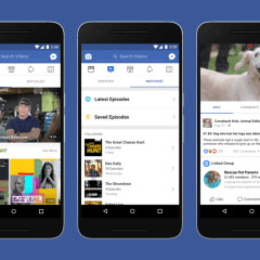 "Facebook is reportedly bringing its streaming service ""Watch"" to India next year"