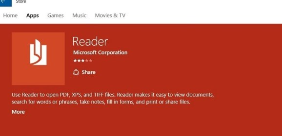 Microsoft to discontinue the Reader app; urges users to switch to Microsoft Edge