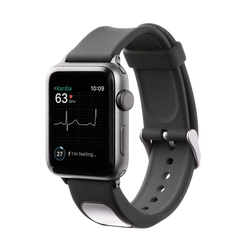 kardiaband apple watch ekg reading