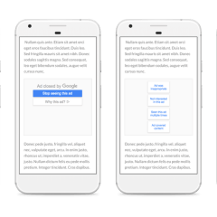 Google rolls out more options to mute ads that usually stalk you