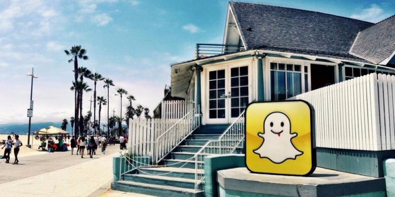 Consumers spend more time on Snapchat than Instagram