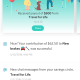 """Yahoo rolls out """"Tanda;"""" a mobile only peer-powered savings app"""