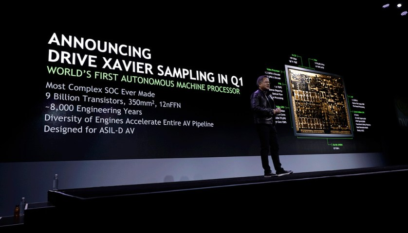 Nvidia Is Finally Making AI Chip For Self-Driving Cars