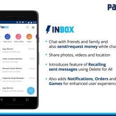 Paytm petitions govt over WhatsApp's new p2p service in India