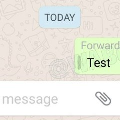 """WhatsApp aims to reduce spam with """"Forwarded Message"""""""